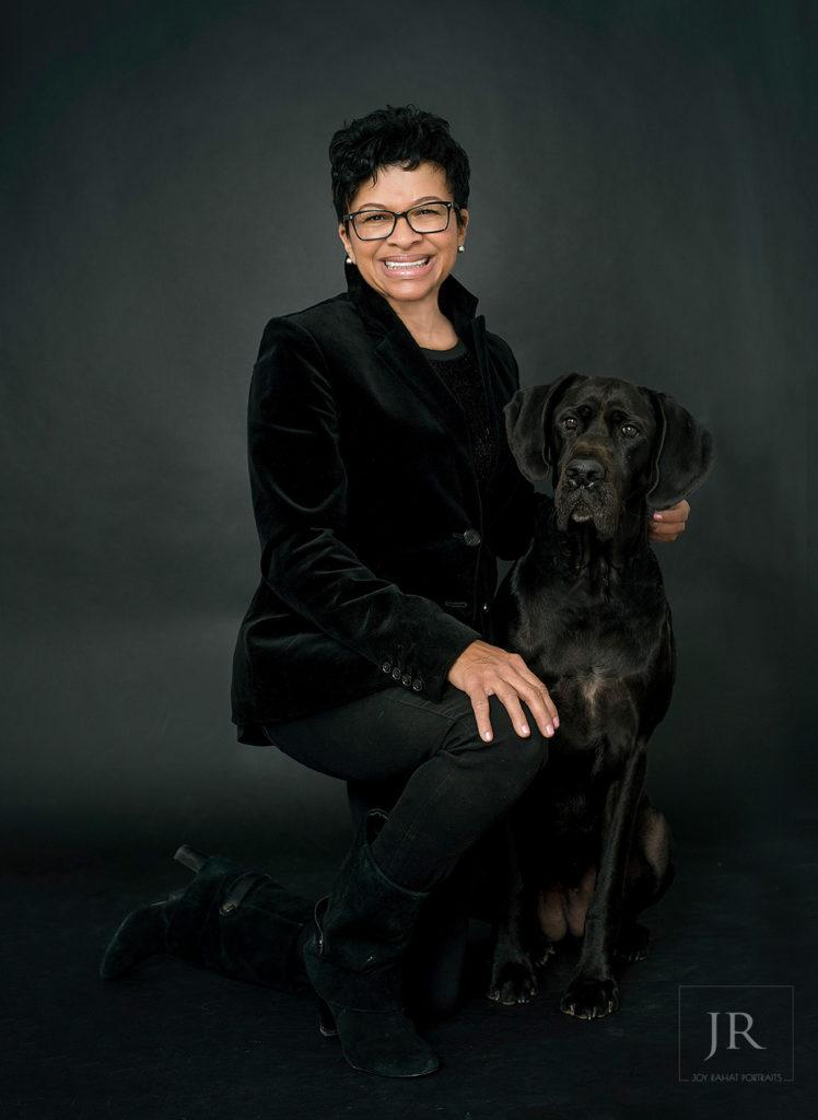 Winchester VA Pet Portrait Photographer Joy