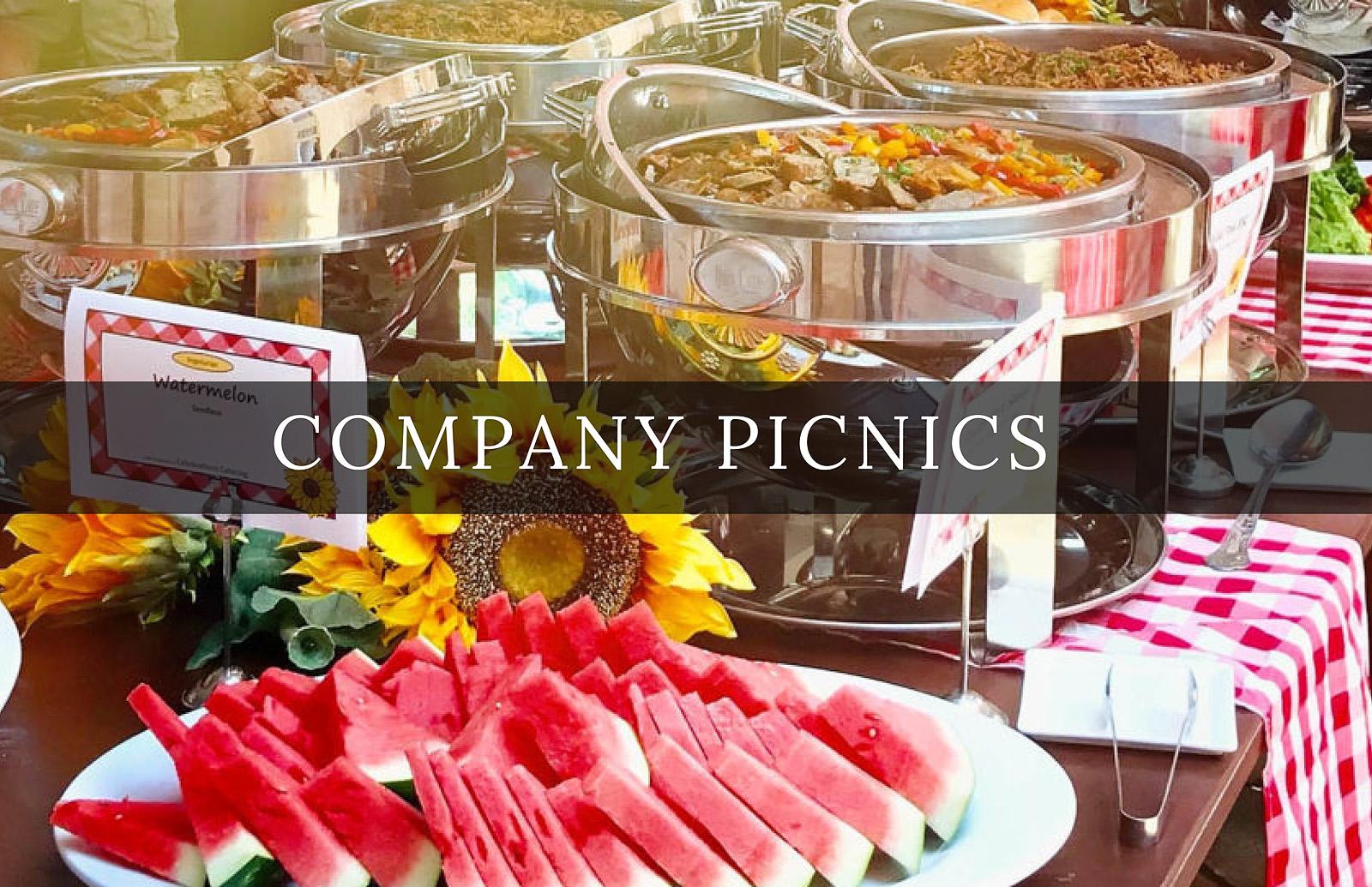 Company Picnics